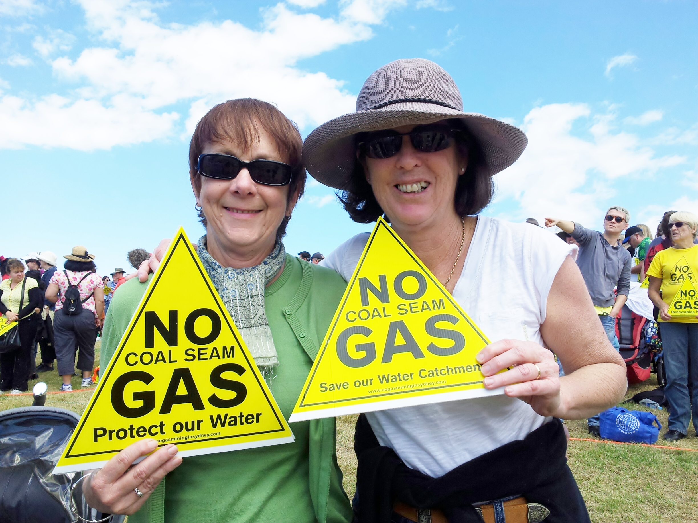 Coal Seam Gas – national week of action