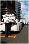 LiberalNationals back fracking as Gloucester residents get shafted