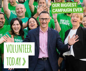 Volunteer and join our biggest campaign ever