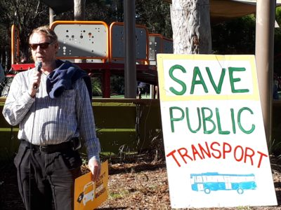 Bus services in the Inner West have been privatised