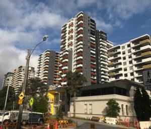 Overdevelopment in Burwood